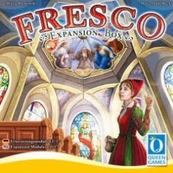 FRESCO -  EXPANSION BOX (ENGLISH)