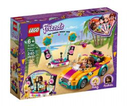 FRIENDS -  ANDREA'S CAR & STAGE (240 PIECES) 41390