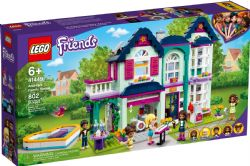 FRIENDS -  ANDREA'S FAMILY HOUSE (802 PIECES) 41449