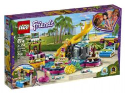FRIENDS -  ANDREA'S POOL PARTY (468 PIECES) 41374