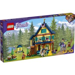 FRIENDS -  FOREST HORSEBACK RIDING CENTER (511 PIECES) 41683