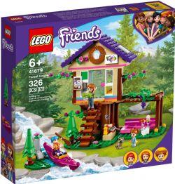FRIENDS -  FOREST HOUSE (326 PIECES) 41679