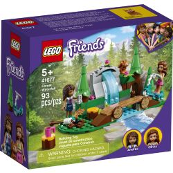 FRIENDS -  FOREST WATERFALL (93 PIECES) 41677