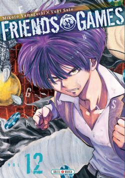 FRIENDS GAMES -  (FRENCH V.) 12