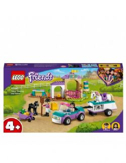 FRIENDS -  HORSE TRAINING AND TRAILER (148 PIECES) 41441