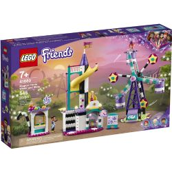 FRIENDS -  MAGICAL FERRIS WHEEL AND SLIDE (545 PIECES) 41689