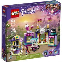 FRIENDS -  MAGICAL FUNFAIR STALLS (361 PIECES) 41687