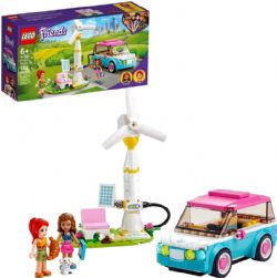 FRIENDS -  OLIVIA'S ELECTRIC CAR (183 PIECES) 41443