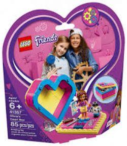 FRIENDS -  OLIVIA'S HEART BOX (85 PIECES) 41357