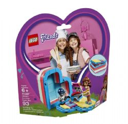 FRIENDS -  OLIVIA'S SUMMER HEART BOX (93 PIECES) 41387