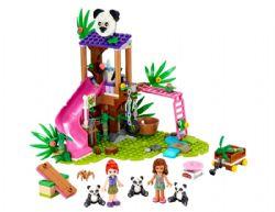 FRIENDS -  PANDA JUNGLE TREE HOUSE (265 PIECES) 41422