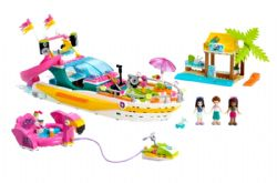 FRIENDS -  PARTY BOAT (640 PIECES) 41433