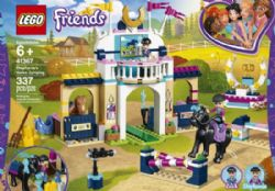 FRIENDS -  STEPHANIE'S HORSE JUMPING (337 PIECES) 41367