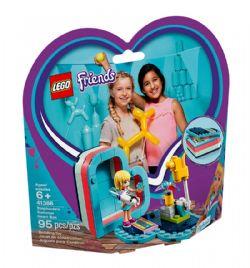 FRIENDS -  STEPHANIE'S SUMMER HEART BOX (95 PIECES) 41386
