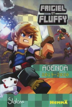 FRIGIEL ET FLUFFY -  AGENDA 2019-2020