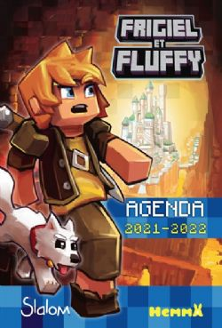 FRIGIEL ET FLUFFY -  AGENDA 2021-2022