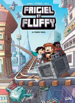 FRIGIEL ET FLUFFY -  LA POUDRE ROUGE 07