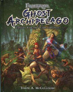 FROSTGRAVE -  BASE GAME (ENGLISH) -  GHOST ARCHIPELAGO