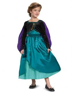FROZEN 2 -  ANNA DELUXE COSTUME (CHILD) -  DISNEY'S PRINCESSES