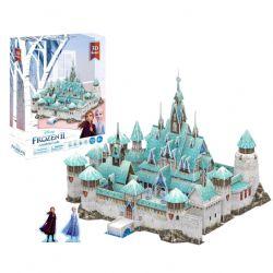FROZEN 2 -  ARENDELLE CASTLE (270 PIECES) -  3D PUZZLE