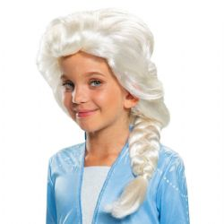 FROZEN 2 -  ELSA CHILD WIG -  DISNEY'S PRINCESSES