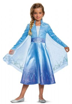 FROZEN 2 -  ELSA DELUXE COSTUME (CHILD) -  DISNEY'S PRINCESSES