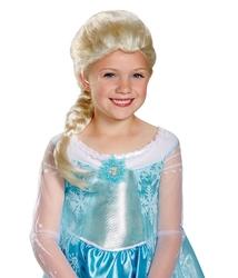 FROZEN -  ELSA WIG - BLOND (CHILD) -  DISNEY'S PRINCESSES