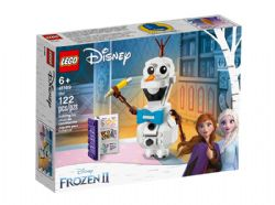 FROZEN II -  OLAF (122 PIECES) 41169