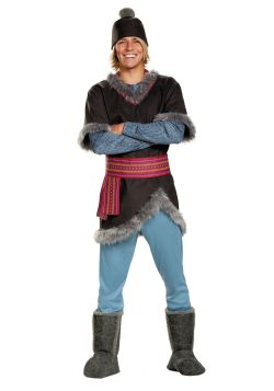 FROZEN -  KRISTOFF COSTUME (ADULT - X.LARGE - 42-46)
