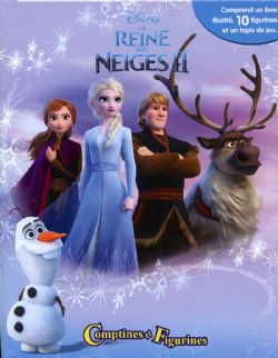 FROZEN -  LA REINE DES NEIGES 2 -  DISNEY'S PRINCESSES