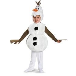 FROZEN -  OLAF DELUXE COSTUME (CHILD) -  DISNEY'S PRINCESSES