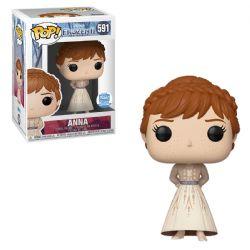 FROZEN -  POP! VINYL FIGURE OF ANNA (4 INCH) 591