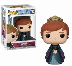 FROZEN -  POP! VINYL FIGURE OF ANNA (4 INCH) -  DISNEY'S PRINCESSES 732