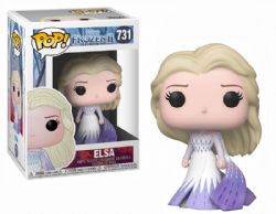 FROZEN -  POP! VINYL FIGURE OF ELSA (4 INCH) -  DISNEY'S PRINCESSES 731
