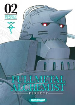 FULLMETAL ALCHEMIST -  EDITION PERFECT (FRENCH V.) 02