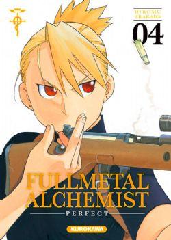 FULLMETAL ALCHEMIST -  EDITION PERFECT (FRENCH V.) 04