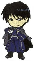 FULLMETAL ALCHEMIST -  ROY MUSTANG PATCH