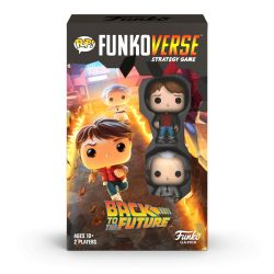 FUNKOVERSE -  EXPANDALONE (ENGLISH) -  BACK TO THE FUTURE 100