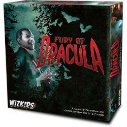 FURY OF DRACULA -  BASE GAME (ENGLISH)