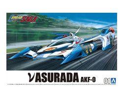 FUTURE GPX CYBER FORMULA -  ASURADA AKF-0 - 1/24 01