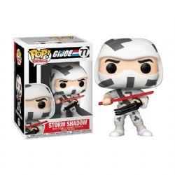 G.I. JOE -  POP! VINYL FIGURE OF STORM SHADOW (4 INCH) -  RETRO TOYS 77