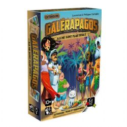 GALÈRAPAGOS -  ILS NE SONT PLUS SEULS (FRENCH)