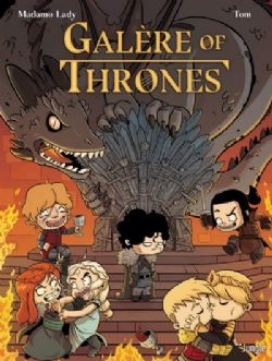 GALÈRE OF THRONES -  (FRENCH V.)