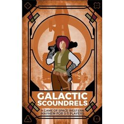 GALACTICS SCOUNDRELS (ENGLISH)