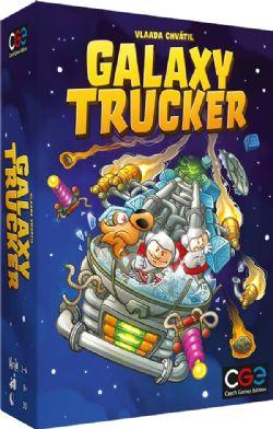 GALAXY TRUCKER -  BASE GAME (ENGLISH)