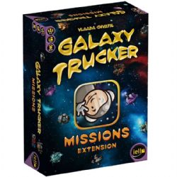 GALAXY TRUCKER -  MISSIONS (FRENCH)