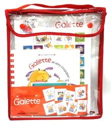 GALETTE -  COFFRET GALETTE -  LES EMOTIONS