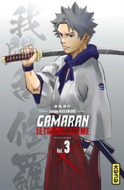 GAMARAN -  (FRENCH V.) -  TOURNOI ULTIME, LE 03