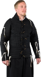 GAMBESON -  IMPERIAL GAMBESON - BLACK