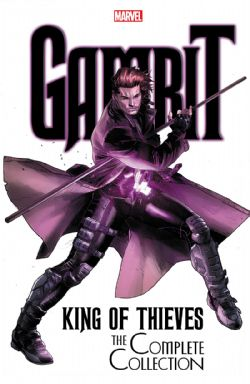 GAMBIT -  KING OF THIEVES - THE COMPLETE COLLECTION TP